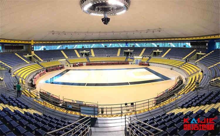 贵州篮球木地板施工工艺