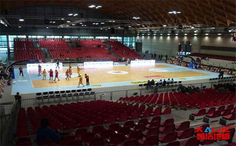 体育馆木地板有哪些专业性能——舞台木地板