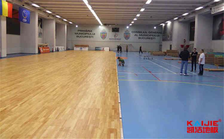 体育馆专用木地板有什么好处
