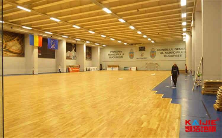 2019我国篮球场木地板十大品牌——实木地板品牌