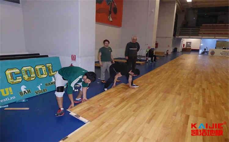 专用体育馆运动实木地板