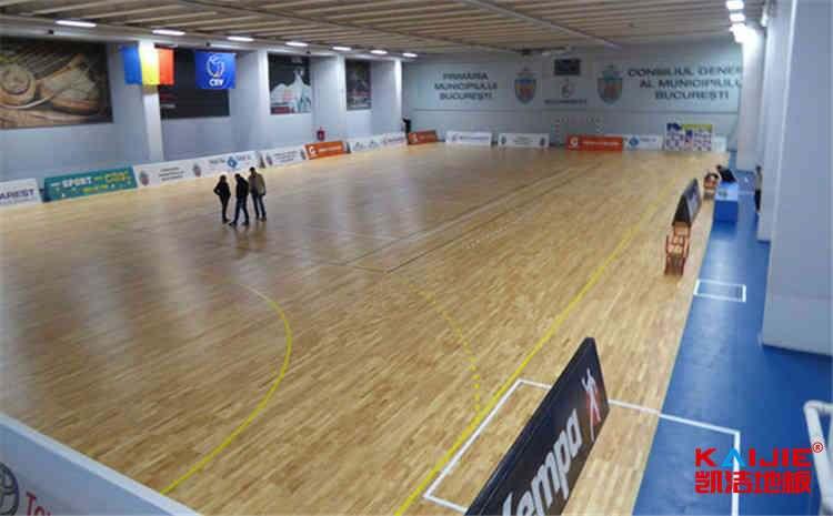 西安专业体育地板报价
