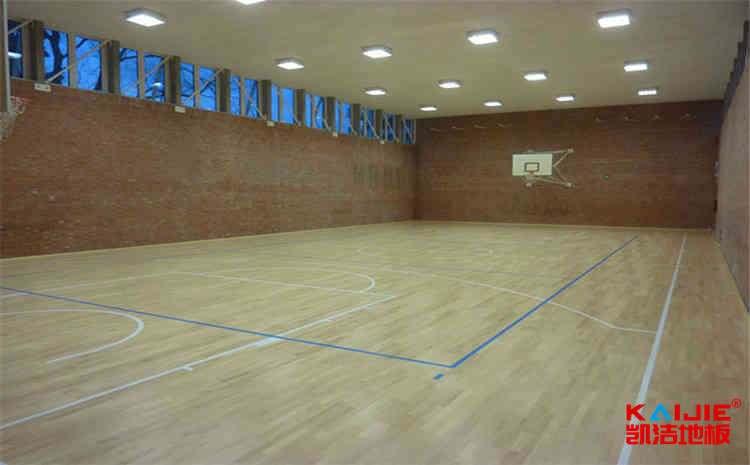 吉林省学校用运动木地板