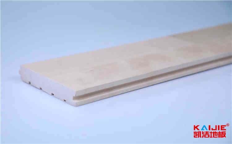 体育馆专用硬槭木运动木地板品牌——运动木地板价格