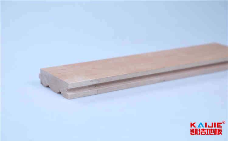 国内实木运动地板十大品牌——凯洁地板