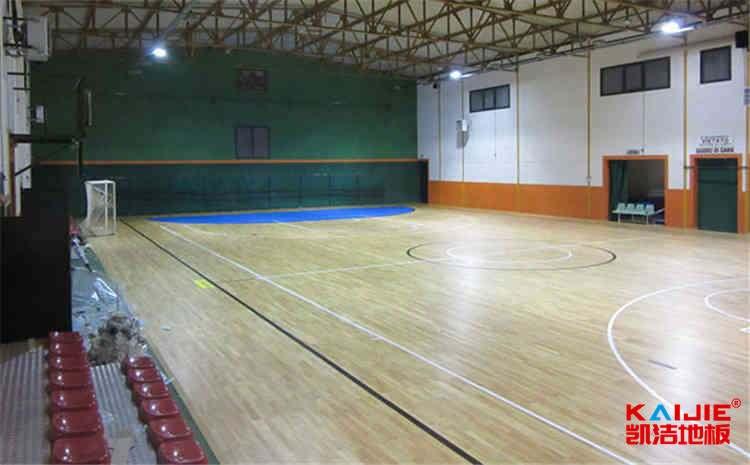 体育用品地板