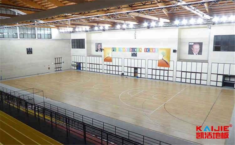 合作体育地板厂家