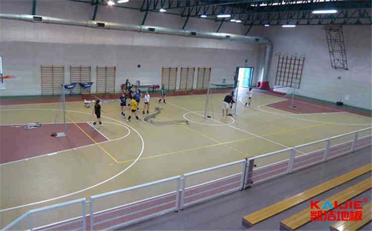 兰州运动木地板生产厂家——体育馆木地板
