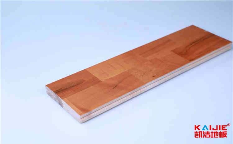 开远运动木地板安装工程——凯洁地板