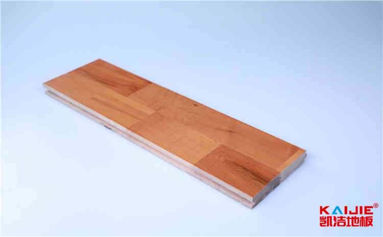 温岭体育馆枫木运动地板——凯洁地板