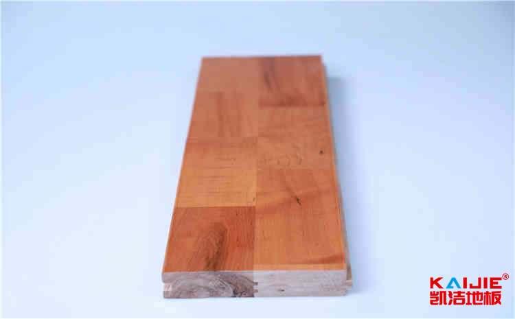 舞钢篮球场专用木地板——凯洁地板