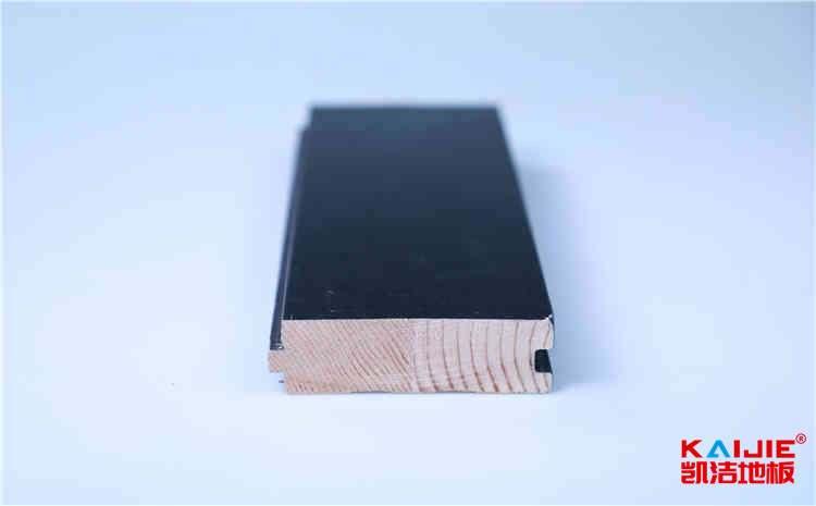 黑河运动木地板双层龙骨施工方案——凯洁地板