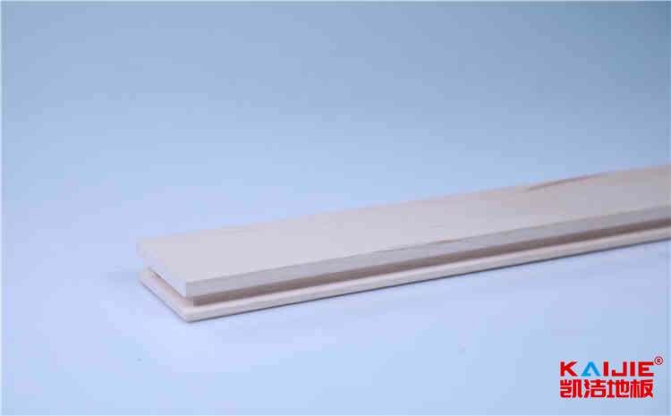 安庆篮球木地板厂家——凯洁地板
