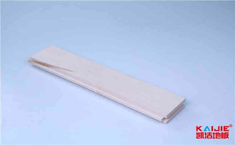 海门运动木地板什么品牌好——凯洁地板