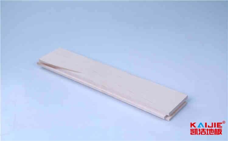 嘉峪关运动木地板施工方法——凯洁地板