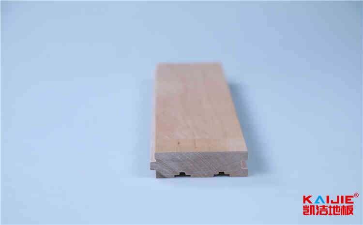 南浔舞蹈室专用运动木地板价格多少——凯洁地板