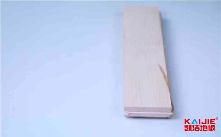 嘉峪关运动木地板施工方法——枫桦木体育地板