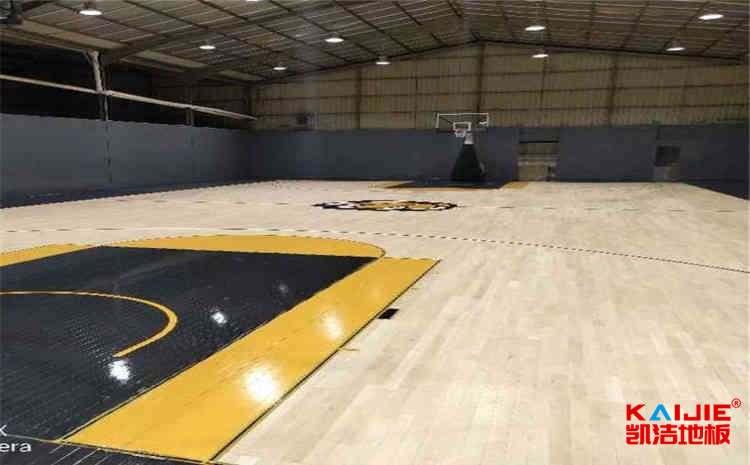 体育地板安装防虫