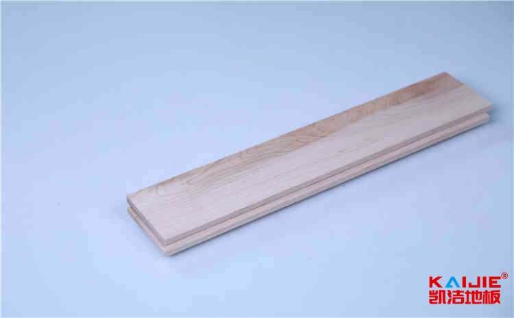 宝鸡运动木地板报价——凯洁地板