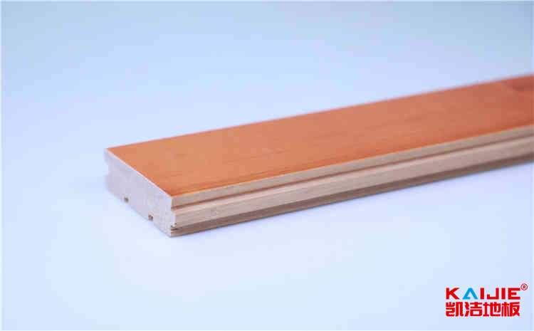 金华体育馆实木地板价格贵吗——凯洁地板