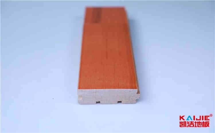 硬木企口体育馆木地板价格是多少