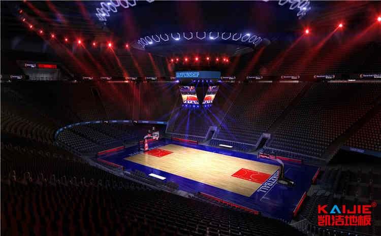 南昌运动木地板生产厂家——体育馆木地板