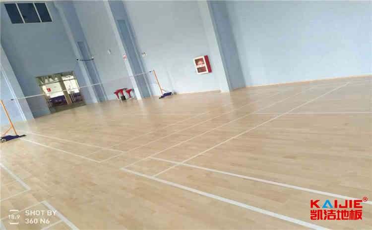 壁球馆专用运动木地板你了解多少——体育馆木地板