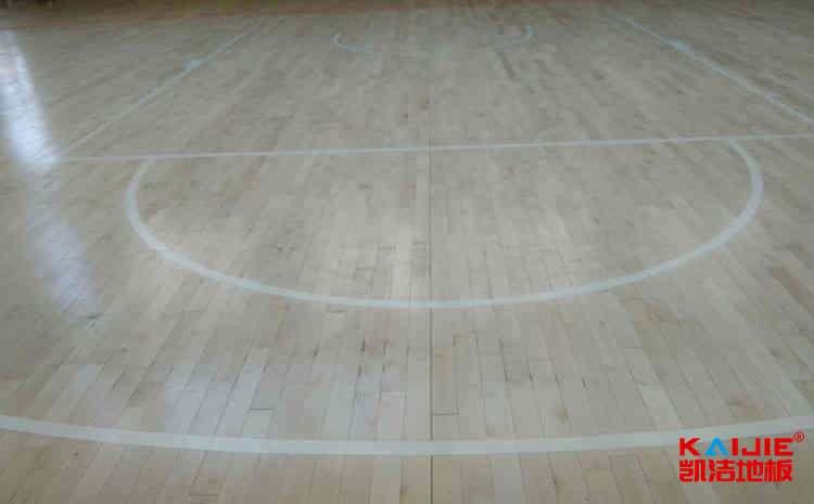 专用羽毛球场木地板