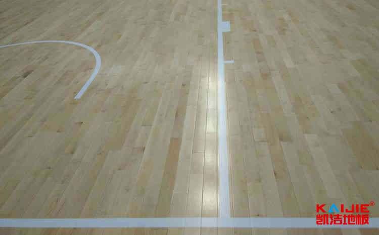 篮球场木地板日常使用需要注意什么——篮球场木地板