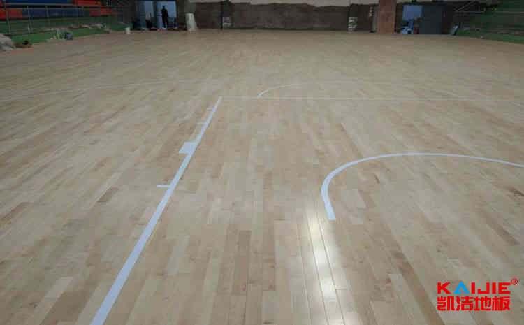 江苏体育木地板定制