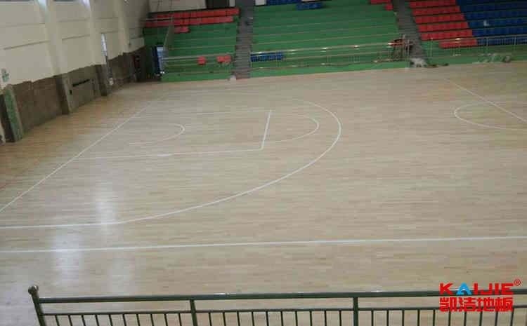 邹城体育地板厂家