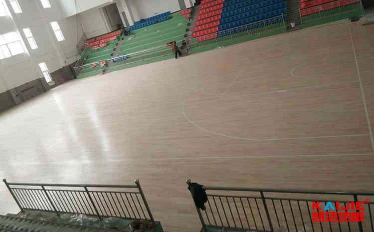 专用舞台木地板施工方案