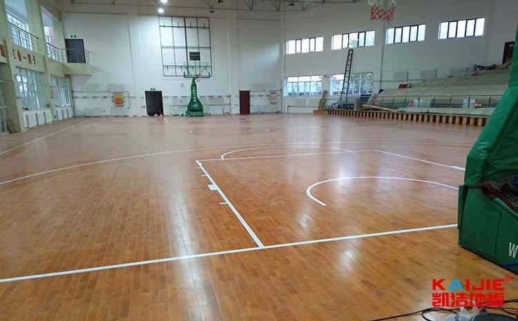 柞木体育馆实木地板哪个品牌好?