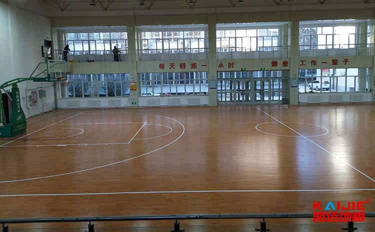 体育运动木地板——健身房木地板