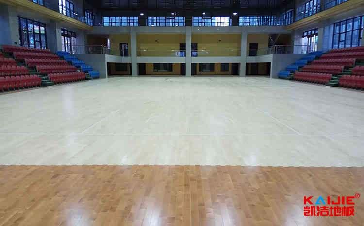 沈阳篮球木地板造价