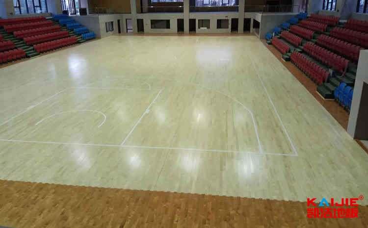 北京专业体育地板是多少钱