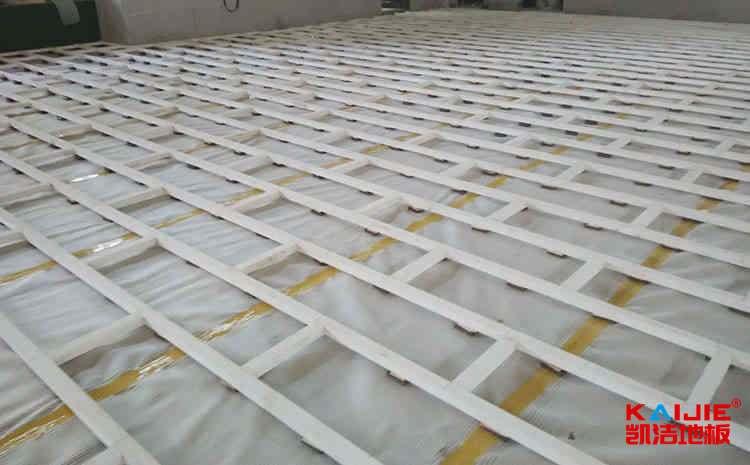 江苏运动木地板多少钱一平米