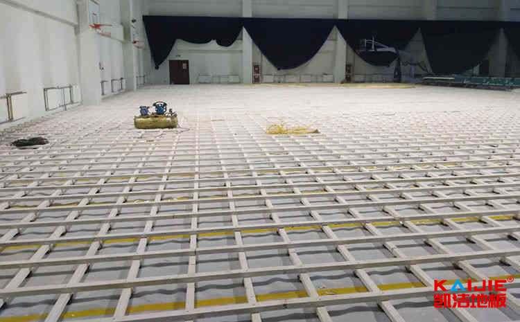 云南体育地板