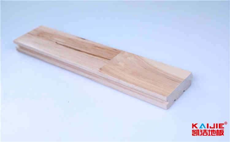 肥城市篮球馆木地板品牌——凯洁地板