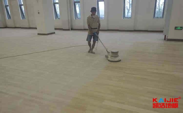 三明体育木地板