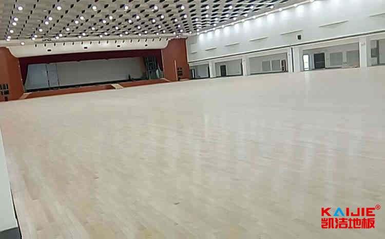 拉萨运动木地板生产厂家——体育馆木地板