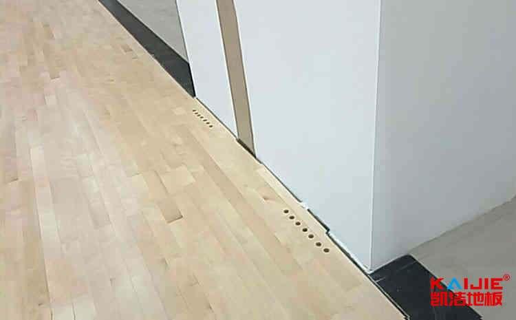 济南运动木地板施工工艺