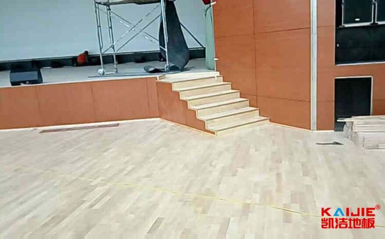 成都体育木地板功能