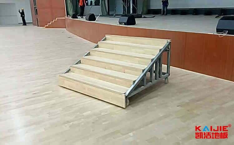 安徽柞木体育地板施工技术