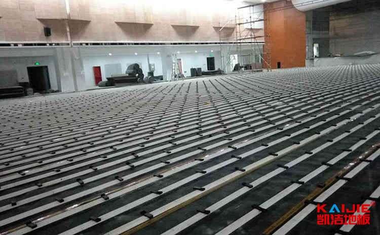 呼和浩特舞台木地板多少钱一平米