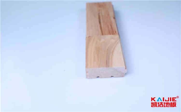 篮球场专用运动木地板有哪些性能——凯洁地板