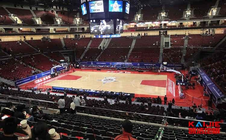 盐城体育地板品牌
