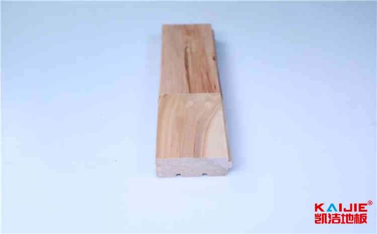 玉林篮球馆单层龙骨实木地板——体育运动木地板
