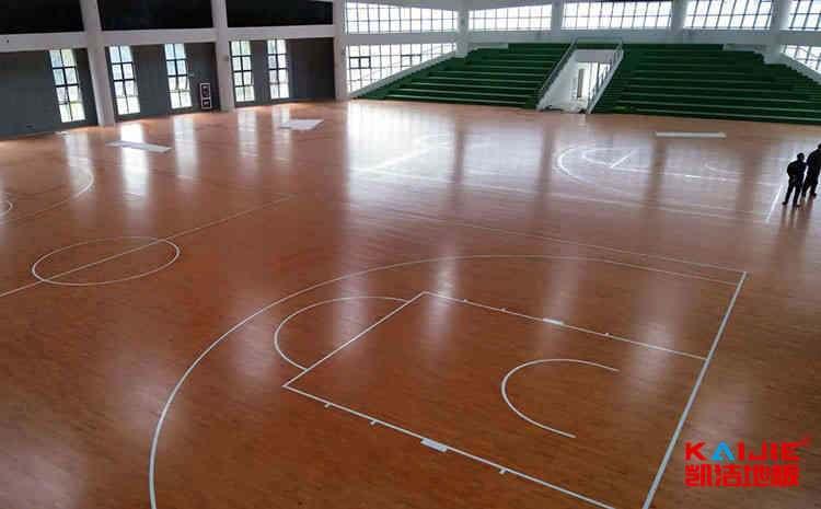 沈阳篮球木地板报价