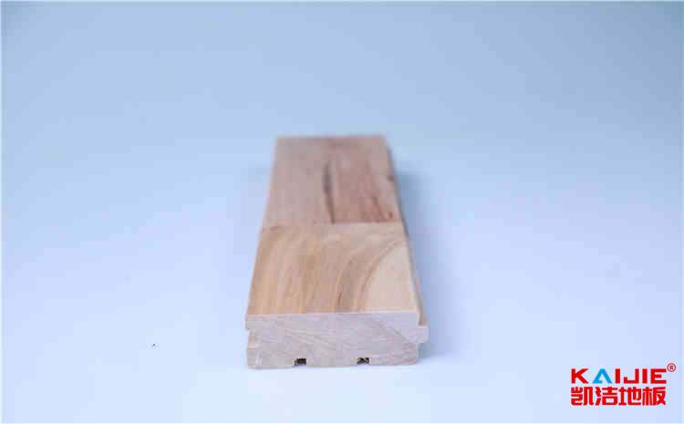 沙河运动木地板有哪些品牌——凯洁地板